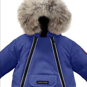 NWT 100% Authentic Canada Goose Snow Suit